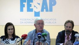 FESAP apresenta documento reivindicativo