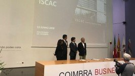 UGT na tomada de posse novo Presidente do ISCAC - Coimbra Business School
